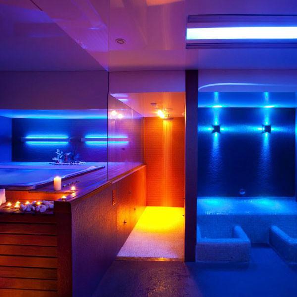Circuito spa privado en spa urb horta de barcelona rel jate - Spa aguas de barcelona ...