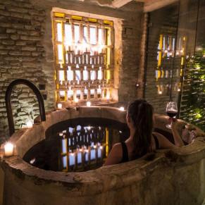 Bano En Vino En Aire Ancient Baths Sevilla Atrevete